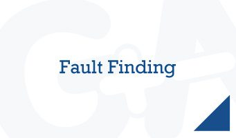 Electrical Fault Finding Edinburgh
