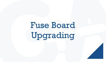 Fuse Board Upgrading and Replacement Edinburgh